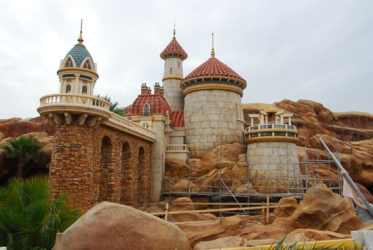 All in the Details: A Castle Fit for a Mermaid in New Fantasyland at Magic Kingdom Park Disney Parks Blog