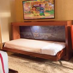 Disney Dream Sofa Bed Arne Jacobsen Swan A Secret Sleeper At S Polynesian Villas Bungalows