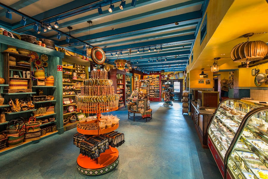 Zuris Sweets Shop Now Open at Disneys Animal Kingdom