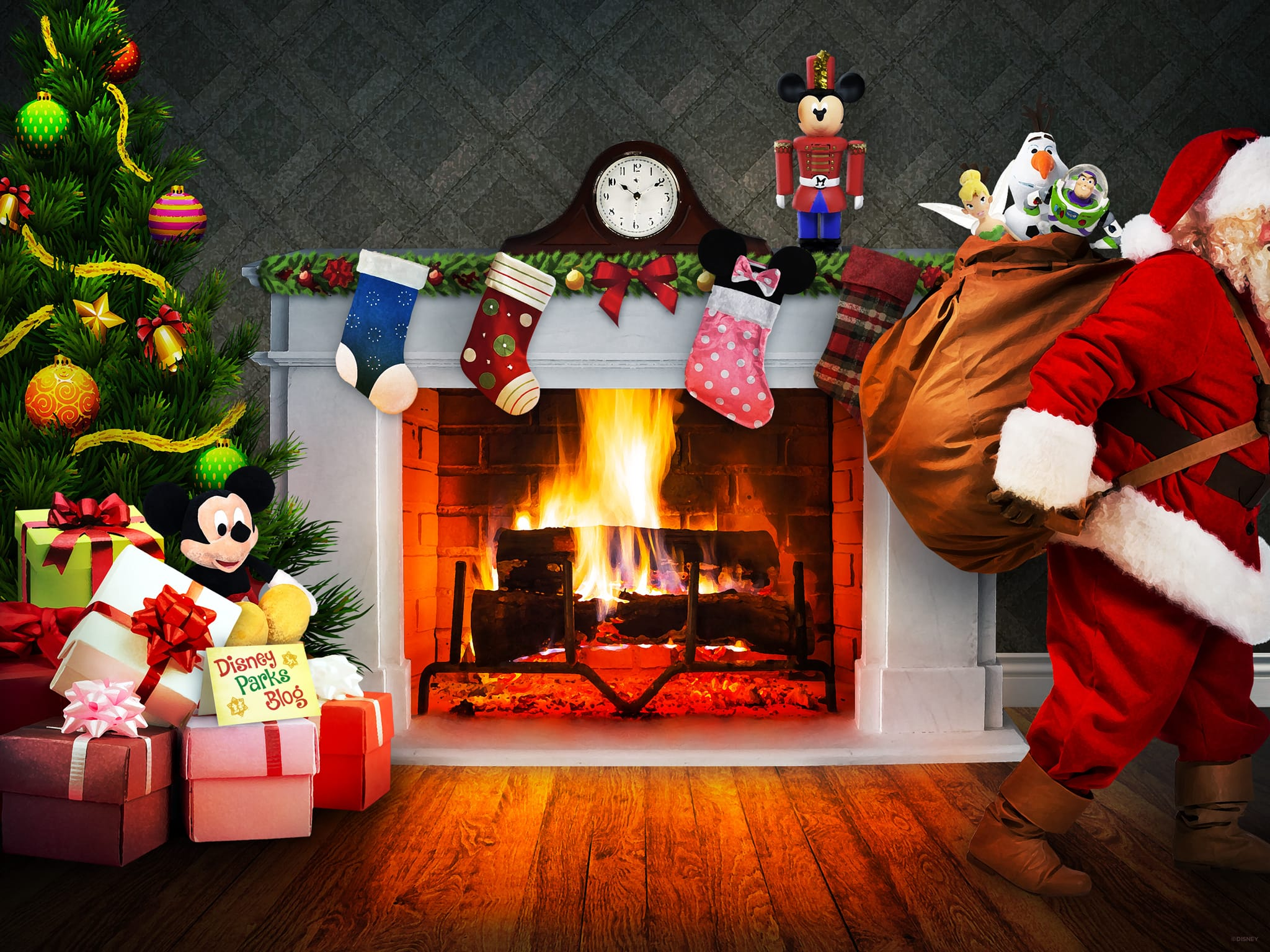 newsletter exclusive christmas wallpaper