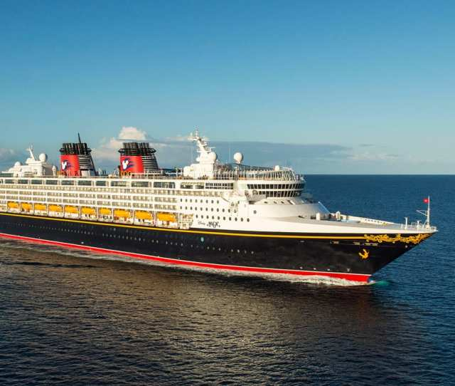 Disney Cruise Line Unveils Ports And Itineraries For Early 2018