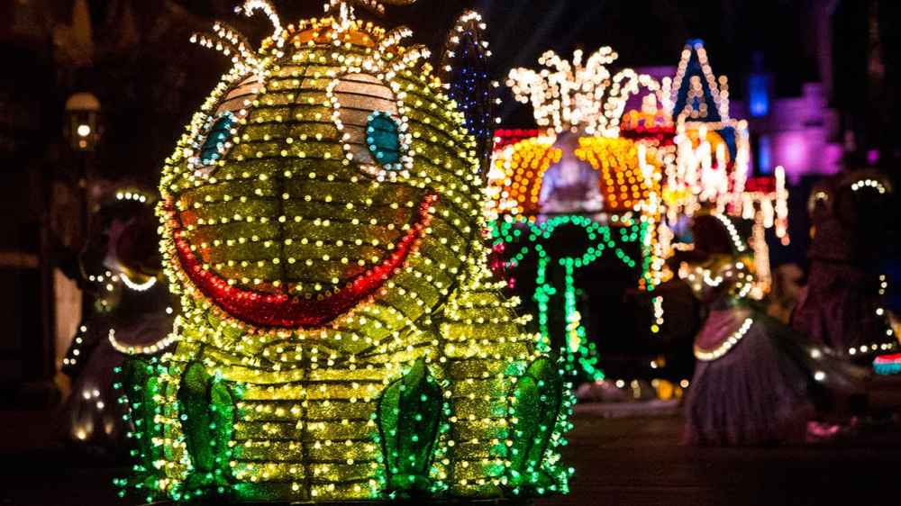 medium resolution of it s home main street electrical parade begins limited time run at disneyland park
