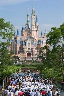 Shanghai Disney Resort Hosts Spectacular Year