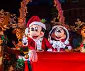 mickey christmas party