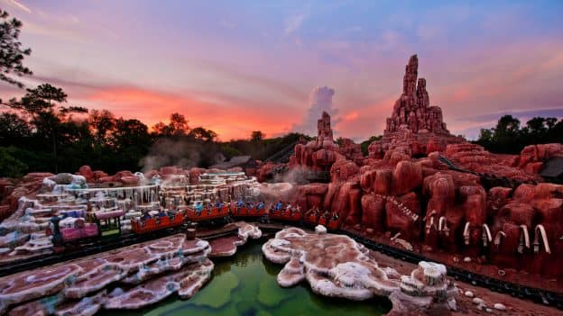 My dad and i went to the ride and i wasn't sure what to expect. Quiz How Well Do You Know Big Thunder Mountain Railroad Disney Parks Blog