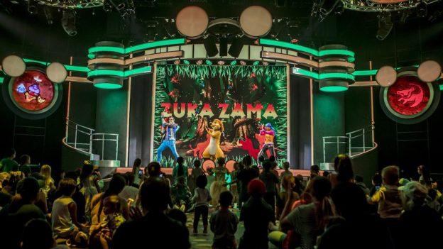 All-New 'Disney Junior Dance Party!' Show