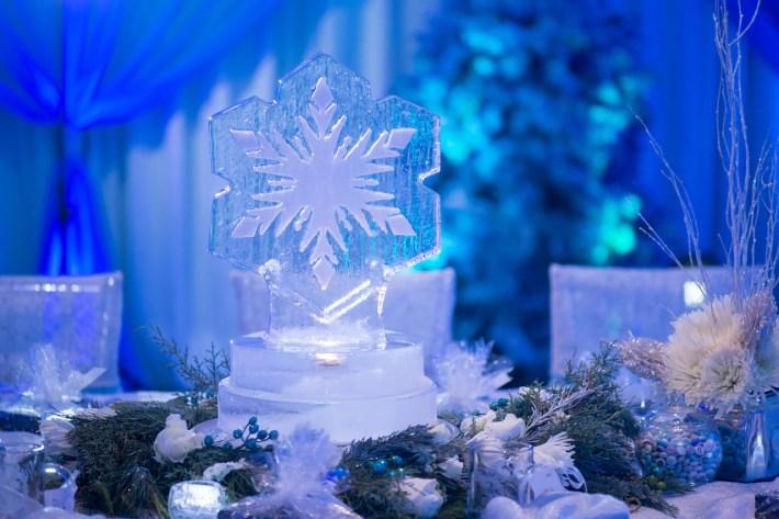 'Frozen'-Inspired Celebration