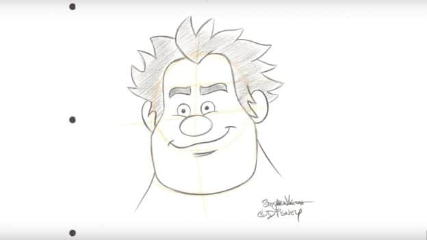Learn to Draw: Wreck-It Ralph