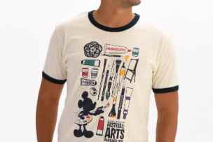 Epcot International Festival of the Arts Walt Disney World Passholder T-shirt