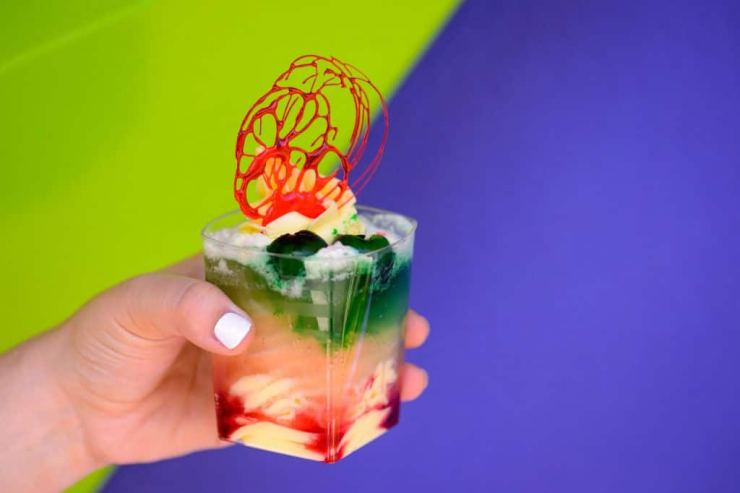 Dragon's Breath Float from Storybook Treats for Disney Villains After Hours at Magic Kingdom Park