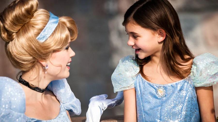 Cinderella's Royal Table at Magic Kingdom Park