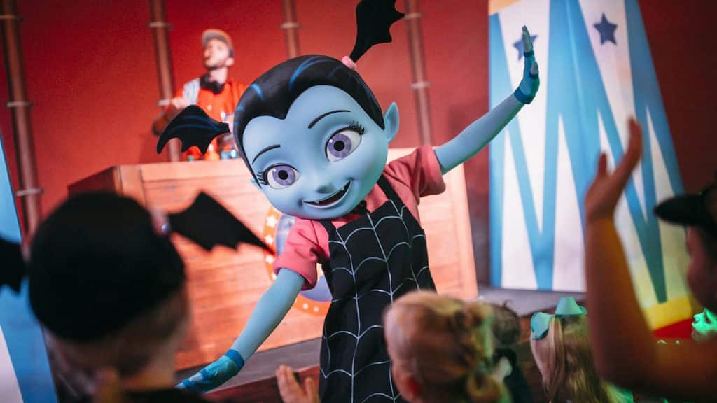 Disney Junior pal Vampirina