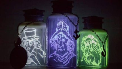 Haunted Mansion at Walt Disney World merchandise