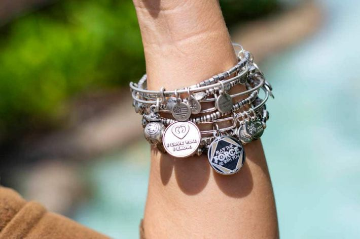 Star Wars-inspired ALEX AND ANI bangles