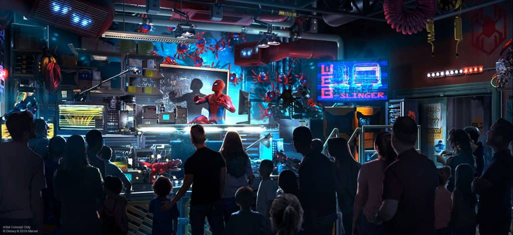 Details Revealed for Avengers Campus at Disneyland Resort! 3