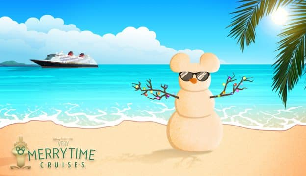 Get In The Holiday Spirit With This Super Cute Digital Wallpaper From Disney Cruise Line Disney Parks Blog