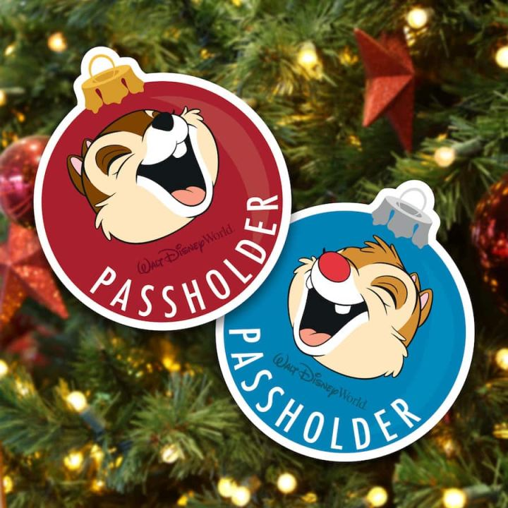 Chip 'n' Dale Magnet Set