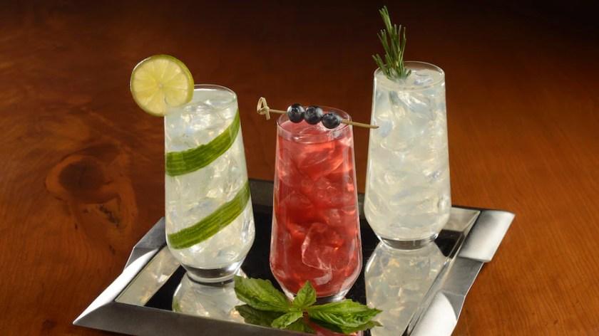 Bebidas sin alcohol de Enchanted Rose en Disney's Grand Floridian Resort & Spa