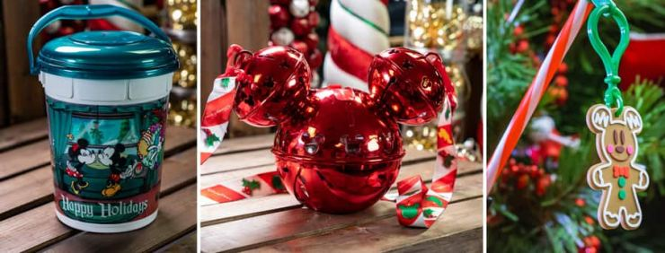 All-Day Holiday Novelties for Mickey's Very Merry Christmas Party at Magic Kingdom Park
