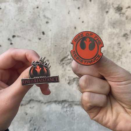 Star Wars: Rise of the Resistance Merchandise Coming to Parks Dec 5! 6