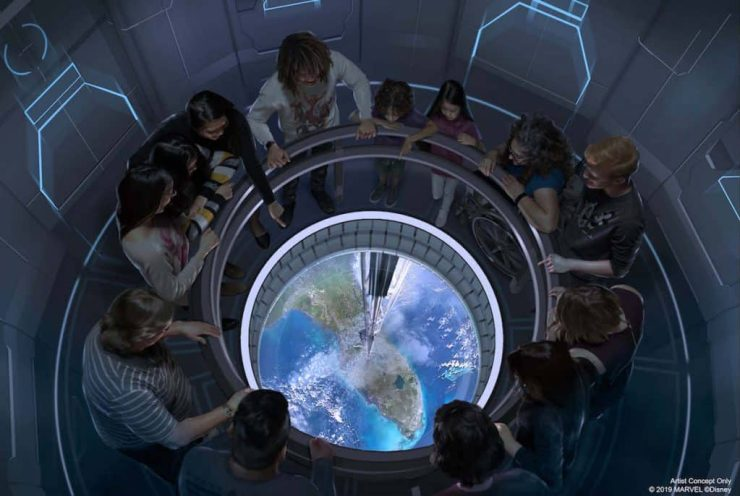Space 220 Restaurant Coming Soon to Epcot