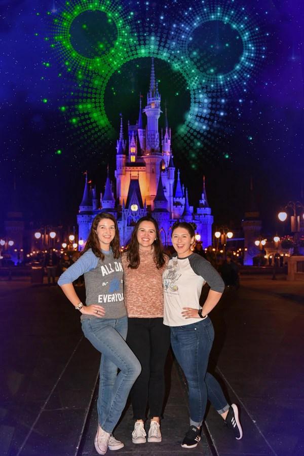 Main Street, U.S.A. Disney PhotoPass Photo Op at Magic Kingdom Park