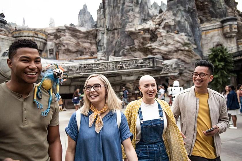 Star Wars Galaxy's Edge en Walt Disney World