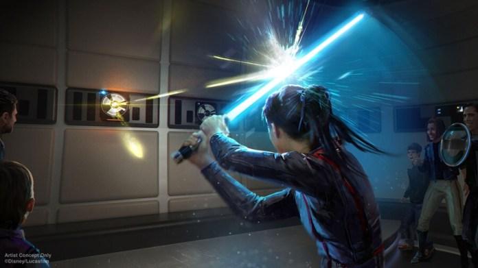 Star Wars: Galactic Starcruiser rendering
