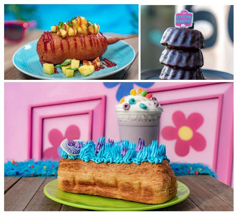 Ofertas de comida por tiempo limitado en Disneyland After Dark -Pixar Nite