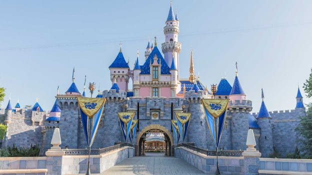 While You're Home, Take a Trip Around Disneyland Park