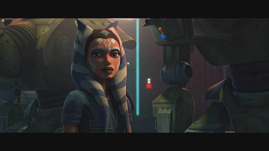 Image from Star Wars: The Clone Wars