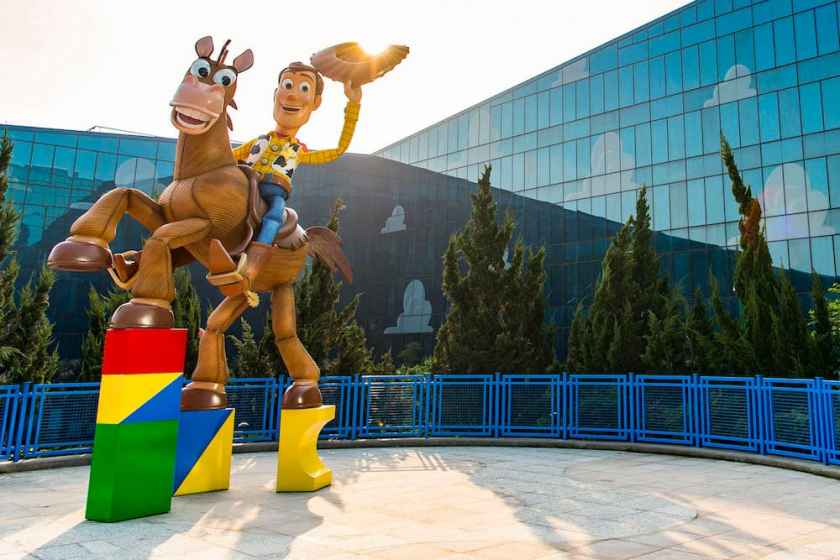 Toy Story Hotel, Shanghai Disney Resort