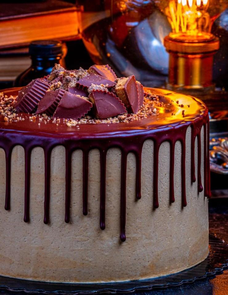 Cake from Gideon's Bakehouse