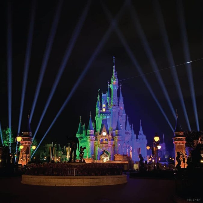 Cinderella Castle, Walt Disney World Resort