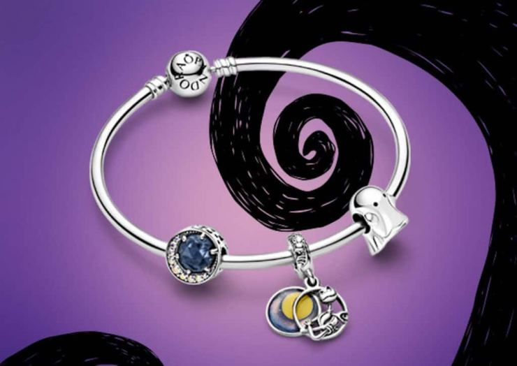 Spooky charms from Pandora Jewelry