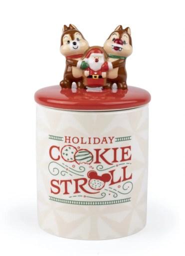 Tarro de galletas Chip and Dale Cookie Stroll