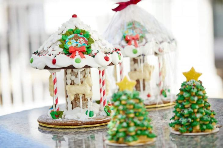 Cookie Tree and Carousel from the Beach Club Marketplace