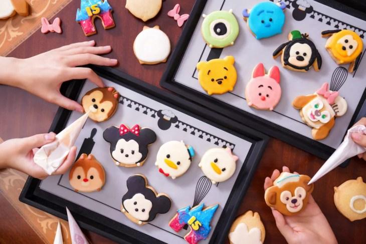 Butter Cookies from Hong Kong Disneyland Resort