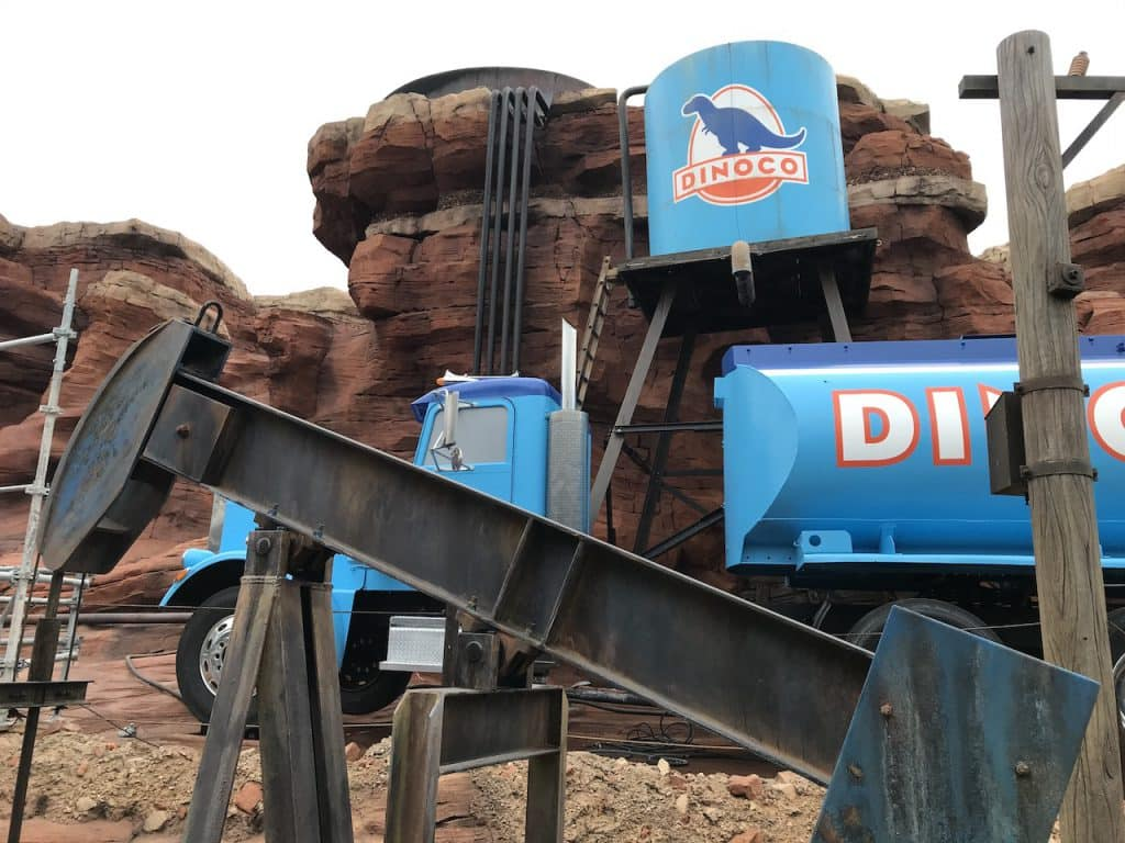 """New """"Cars"""" attraction coming to Walt Disney Studios Park"""