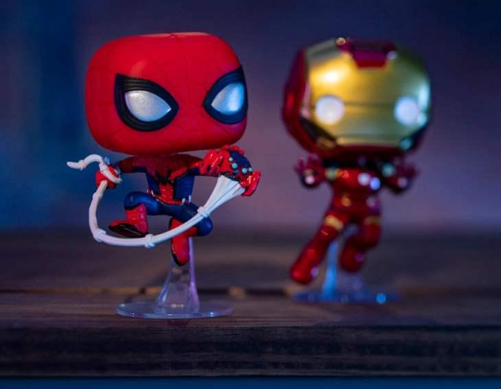 Avengers Campus Merchandise – Disneyland Exclusive Funko Pop! Vinyl Figurines