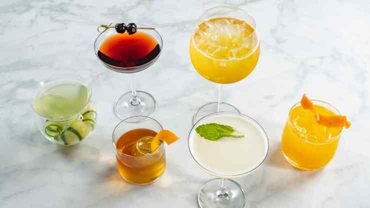 Beverages at Cítricos