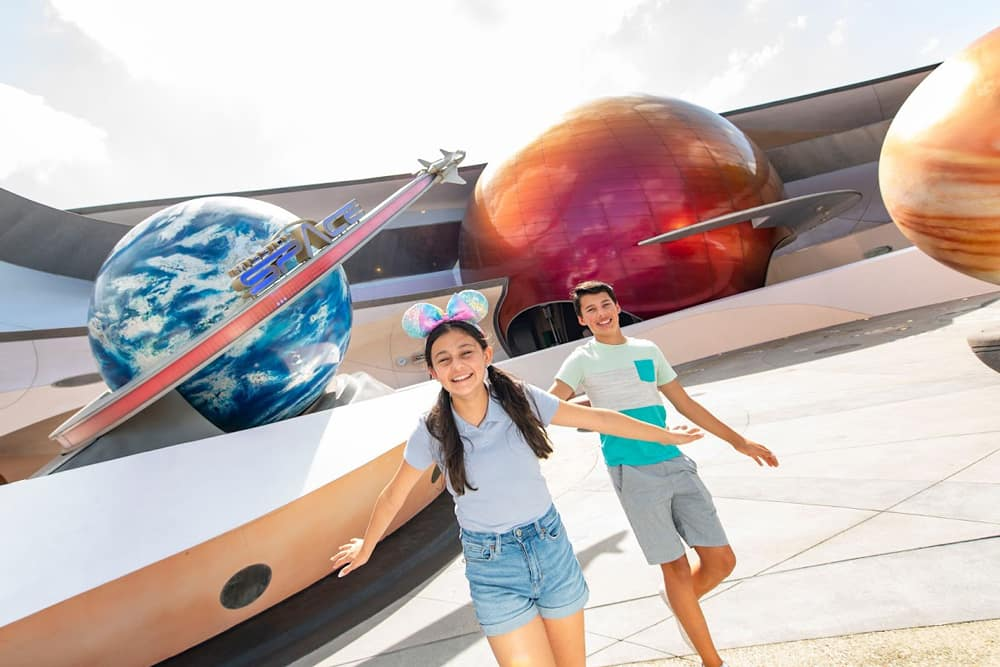 Children at Mission: Space