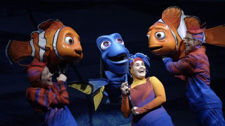 """""""Finding Nemo — The Musical"""""""