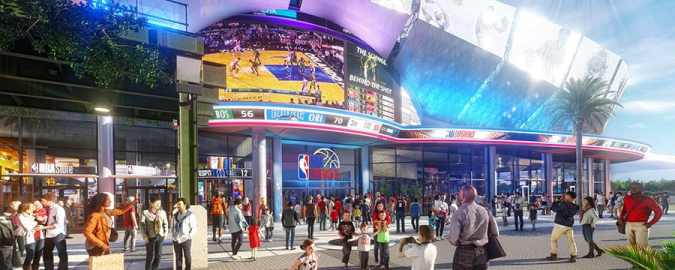 NBA Experience at Disney Springs will open August 12, 2019. Tickets are on sale starting May 10, 2019.