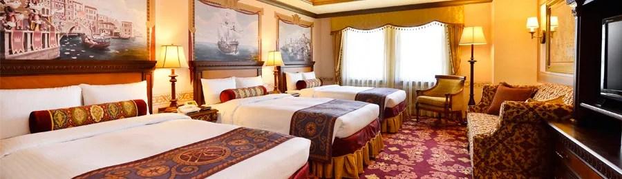 Book Tokyo Disneysea Hotel Miracosta Disney Vacation Club