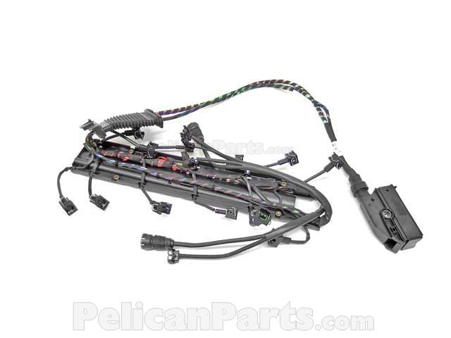 Engine Wiring Harness Fuel Injection System Genuine