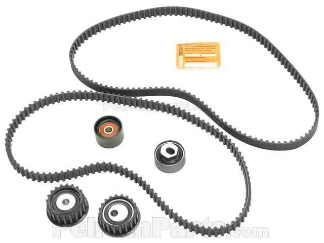 Porsche Timing Belt Kit Contitech TB-107-293-K2 TB.107.293