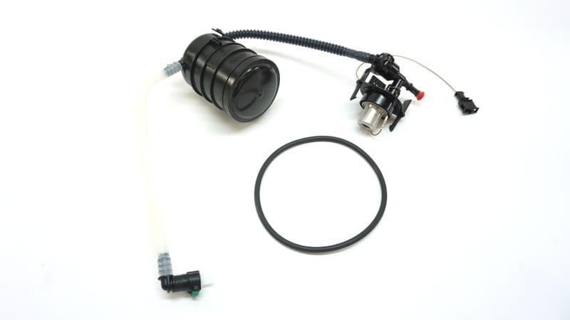 BMW Fuel Filter with Pressure Regulator Genuine BMW 16.11