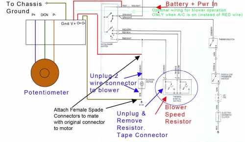 small resolution of ac fan to potentiometer wiring wiring imagesac fan to potentiometer wiring