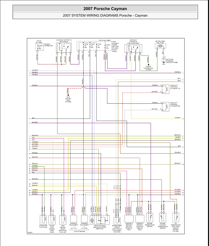 Boxster 2002 Wiring Diagrams On 07 Honda Civic Radio Wiring Diagram